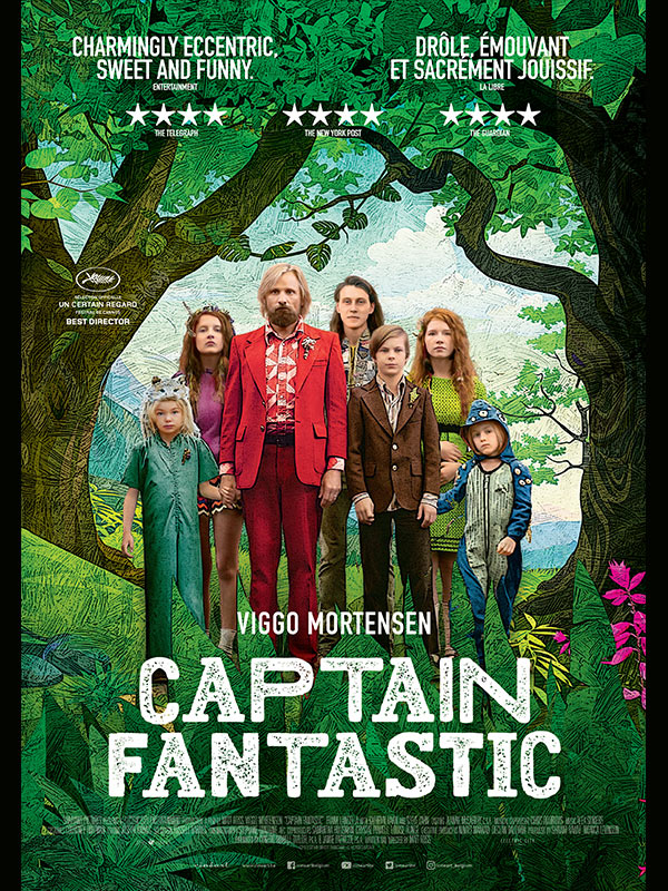 Captain Fantastic 27.08.18