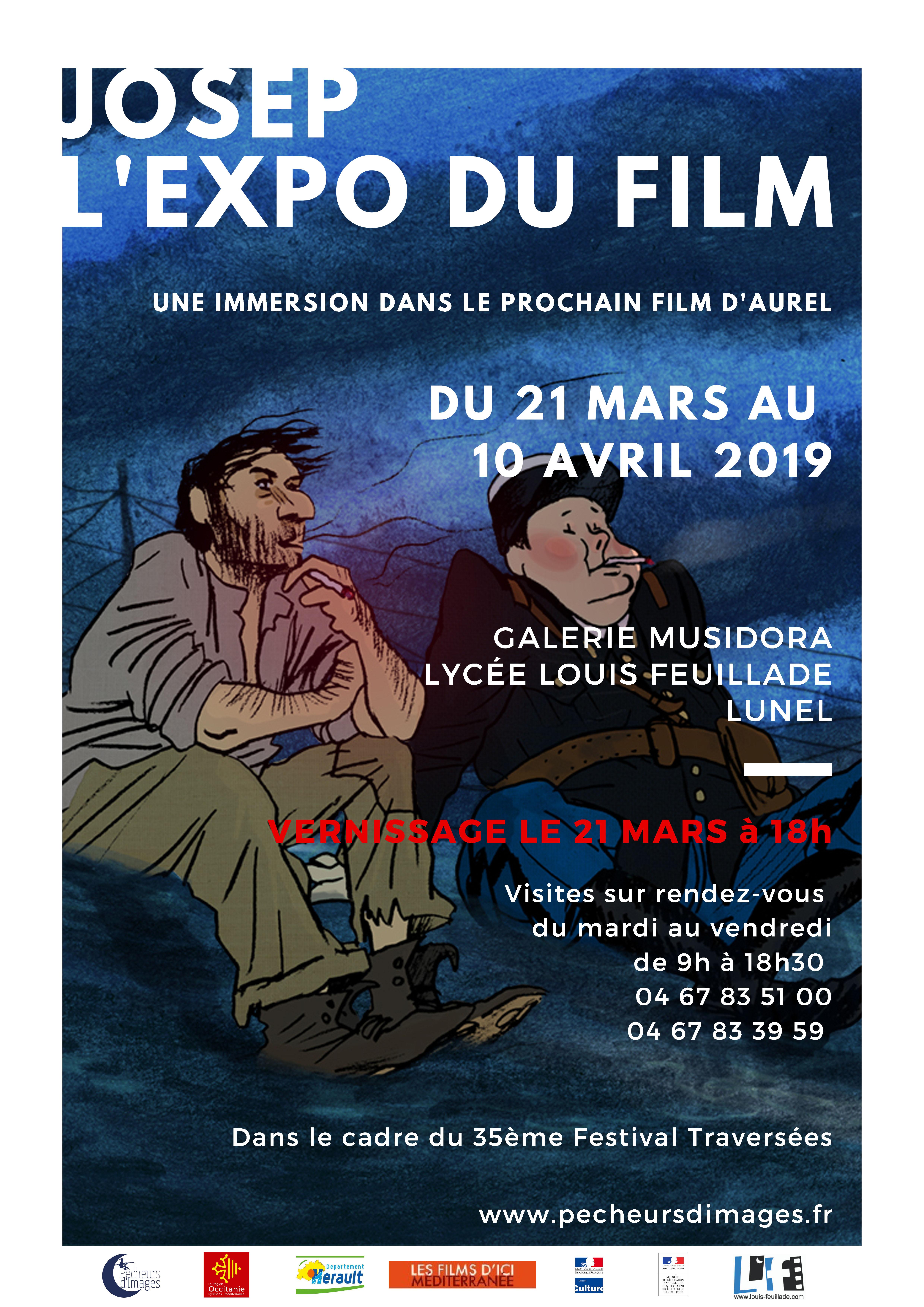 Josep, l'expo du film